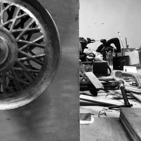Image de la série Mécanique sérendipienne de Thérèse Pitte Photographe Plasticienne